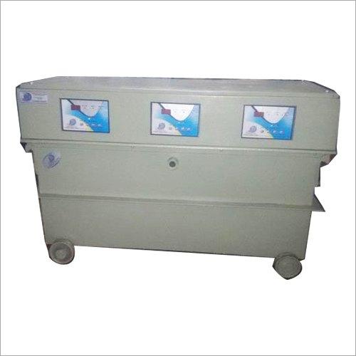 60 KVA Oil Cooled Servo Voltage Stabilizer