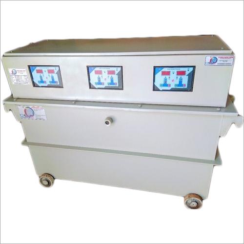3 Phase Digital Servo Voltage Stabilizer