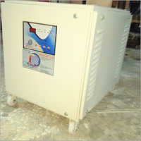 15 KVA Single Phase Servo Stabilizer