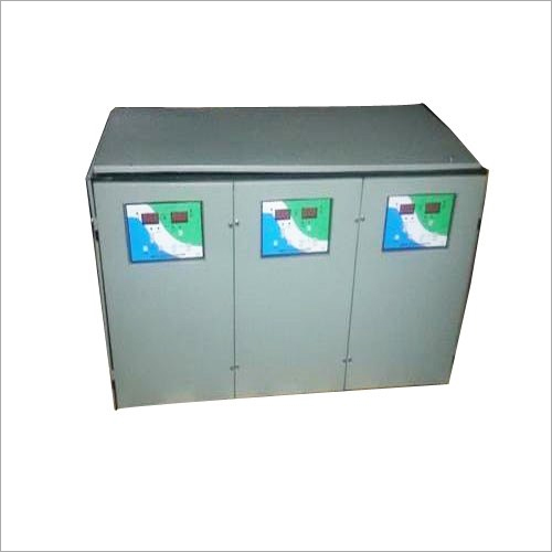 50 KVA Air Cooled Servo Stabilizer