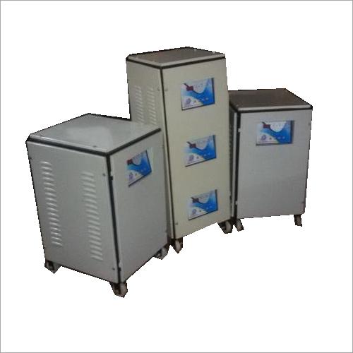 15 KVA Three Phase Air Cooled Servo Stabilizer