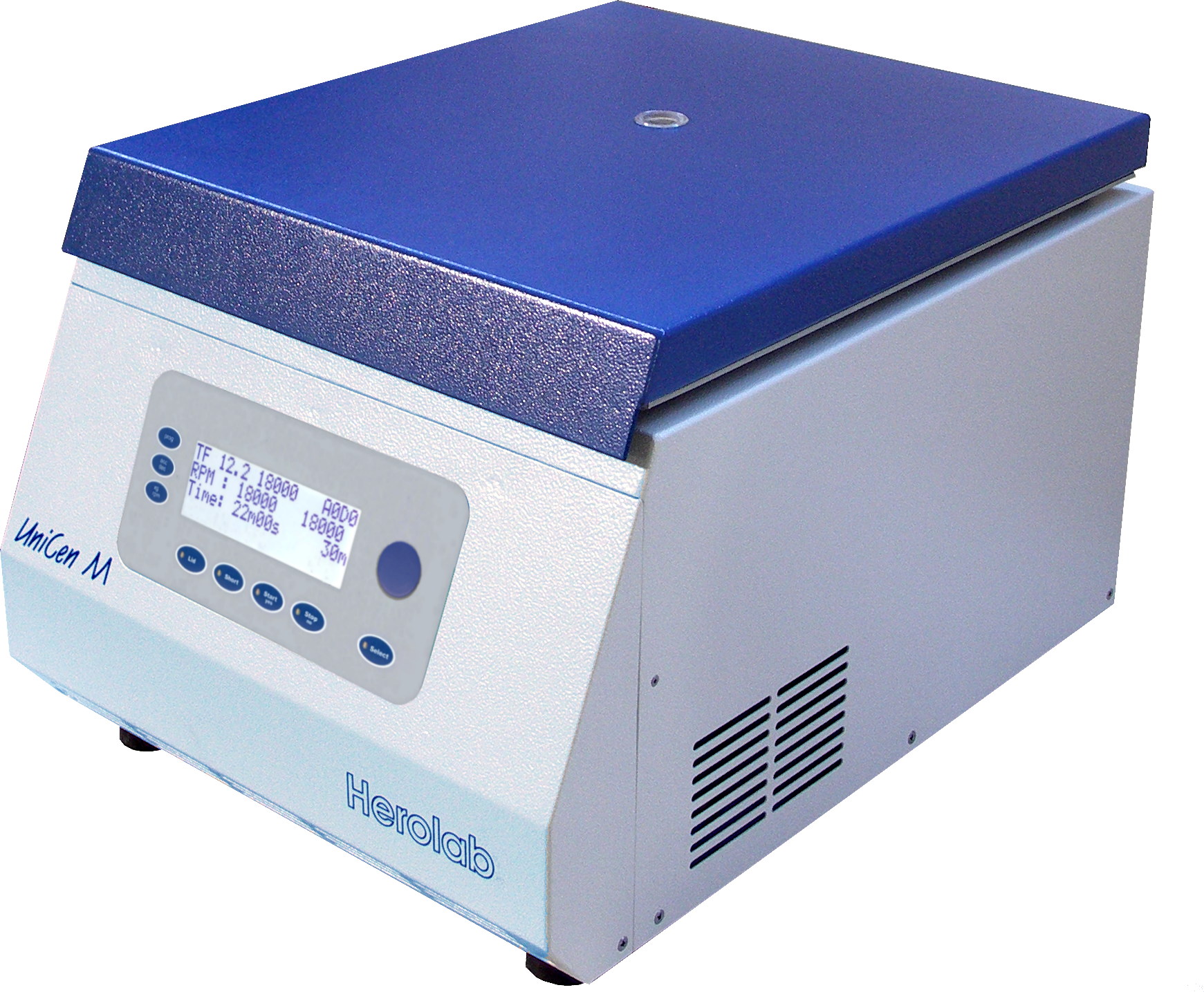 Herolab - Table Top High Speed Centrifuges