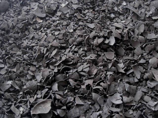 100% Pure Natural Coconut Shell Charcoal