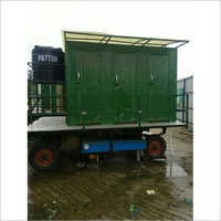 FRP Mobile Toilets