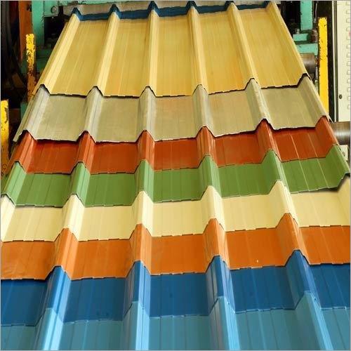 Fiberglass Pre Coated Roofing Sheet