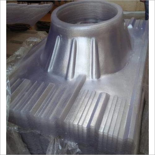 Polycarbonate Ventilator Base Plate