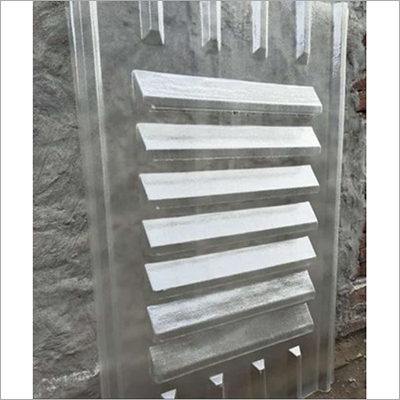 Industrial Polycarbonate Air Louvers Base