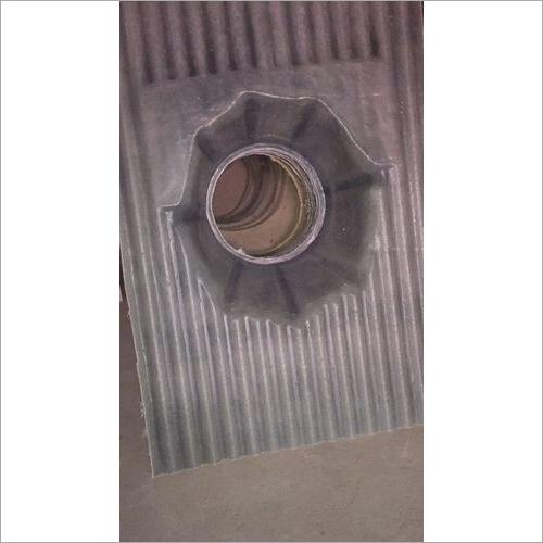 Lightweight Fiberglass Ventilator Base Plate