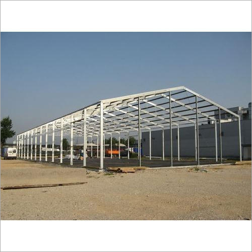 MS Pre Engineered Building Structure