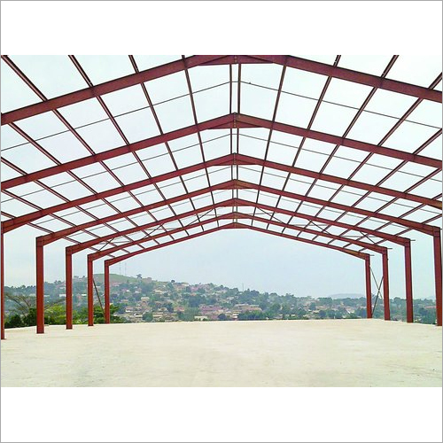 Industrial Pre Engineered Building Structure