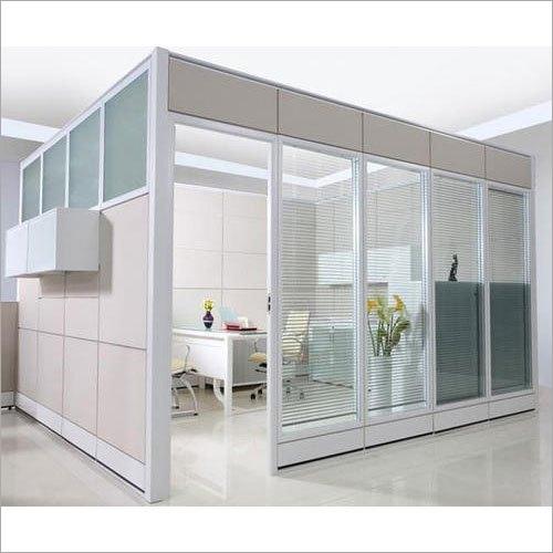Customized Aluminium Office Partition