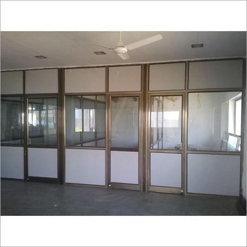 Aluminium Sliding Office Partition