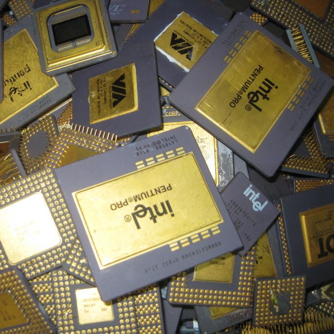 Cpu Ceramic Processor