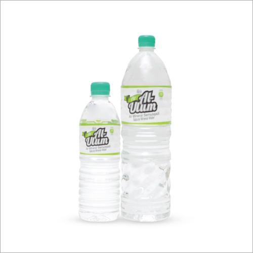 Air Mineral Tenaga Water Bottle