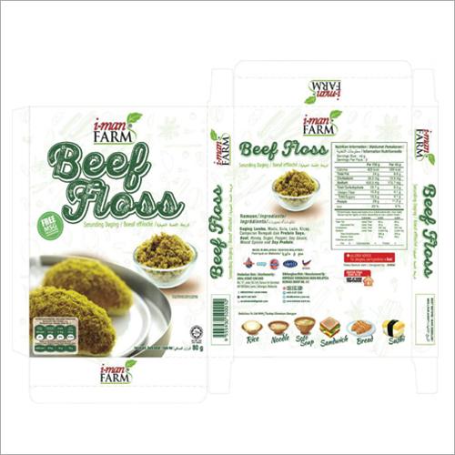 80 GM Beef Floss