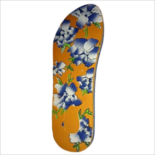 Ladies Hawai Slipper Sole Sheet