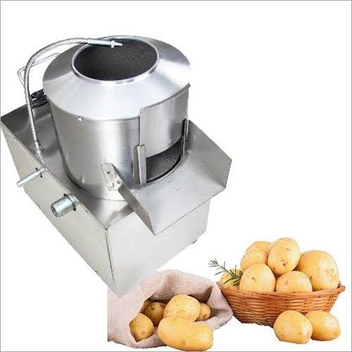 Commercial Stainless Steel Potato Peeler Machine
