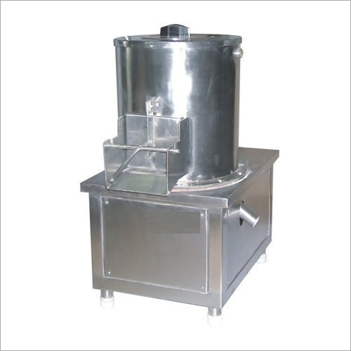 Stainless Steel Potato Peeler Machine