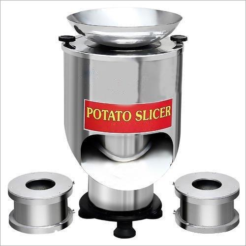 Commercial Potato Wafer Machine