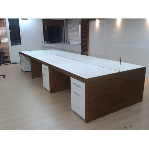 Modular Office Workstation Interior Designing Services