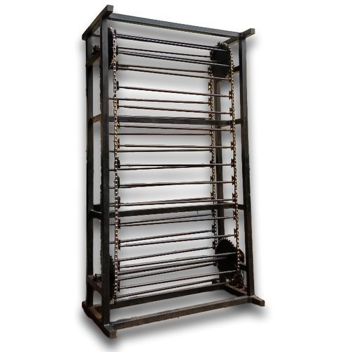 Vertical Roll Storage Carousel