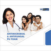 Antimicrobial & Antifungal PU Foam