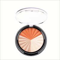 3 Colors Glitter Pigment Private Label Highlight Powder