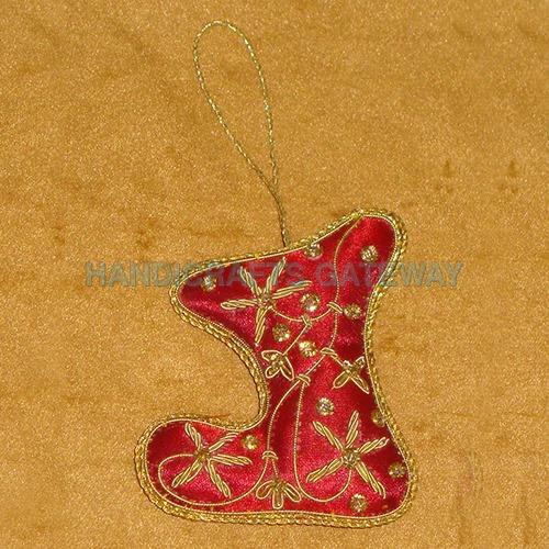 Zari Christmas Hanging Ornament