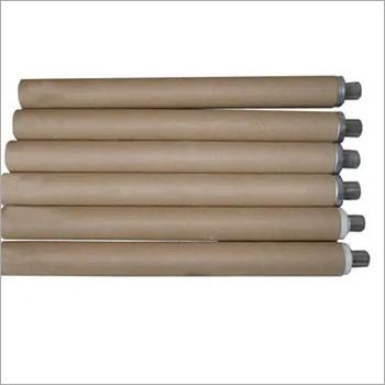Fire-resistant fiber splash-proof thermocouple (multiple use)