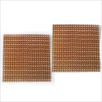 Fiberglass mesh filter for Aluminum liquid filtration