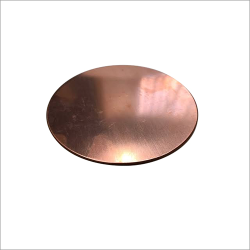 Pure Copper Circle
