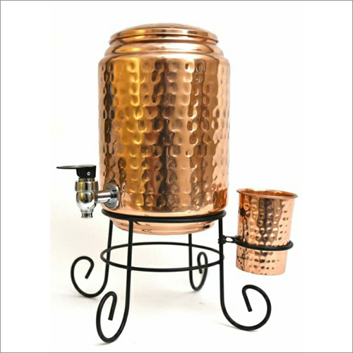 5 Ltr Pure Copper Water Dispenser