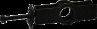 Chain Adjuster Big Hole w/ clamp