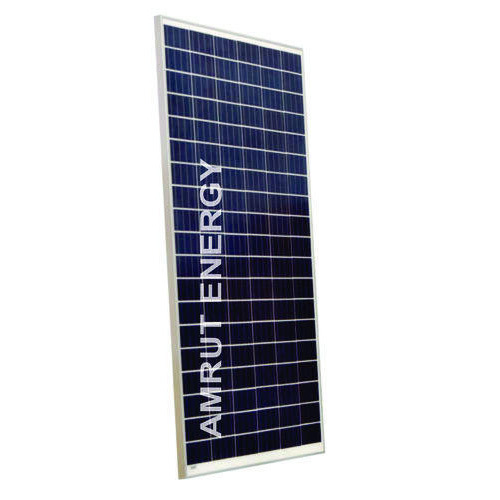 Amrut Poly Crystalline 60W Solar Panel