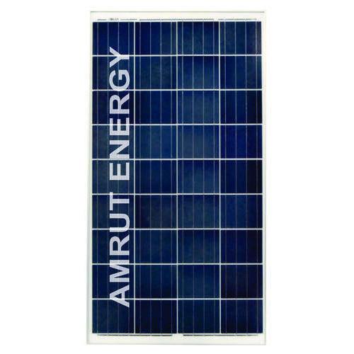 Amrut Poly Crystalline 75W Solar Panel