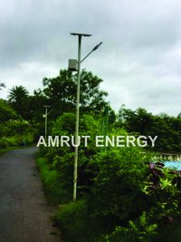 Aluminum Solar Led Street Light 12 W