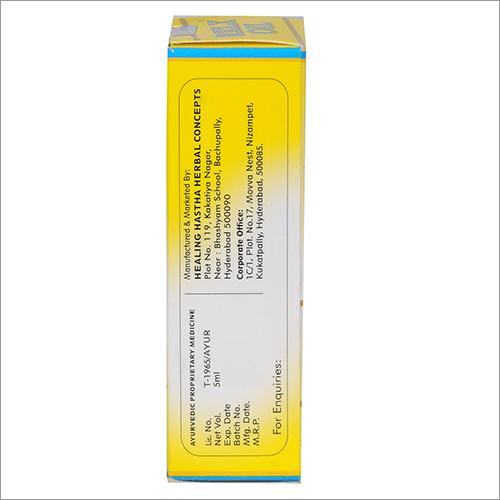 5 ml Relx Oil Nasal Spray