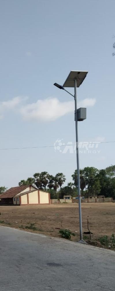 CE Solar Street Light 12W