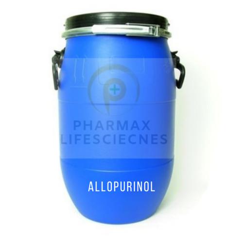 Allopurinol Ip/ep/usp