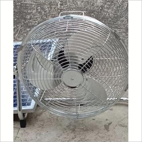 Solar Fan With Panel