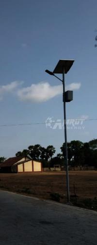 Outdoor Solar LED Street Light System