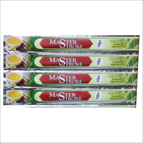 Master Stroke Herbal Citronella Incense Stick