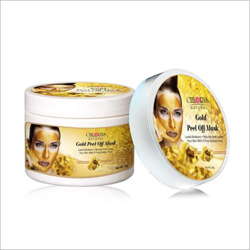 Gold Peel Off Mask