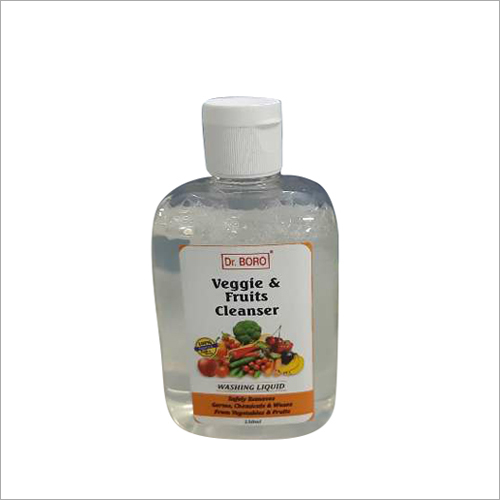 Dr. BORO Veggie And Fruits Cleanser