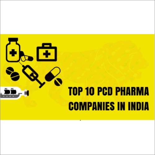 Top Ten PCD Pharma Company In India
