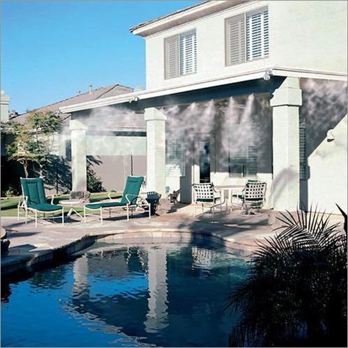 Residential Misting System