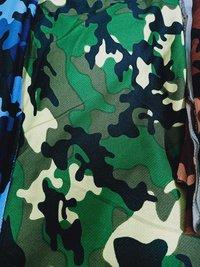 Matty Military Camouflage Print Fabric