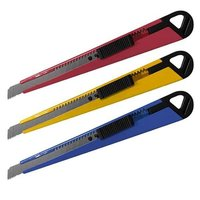 9mm Wholesale Retractable High Carbon Steel Utility Knife
