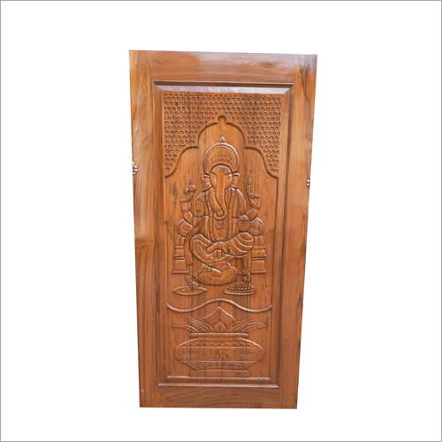 Art Wood Door