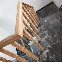 Stair Wooden Railing